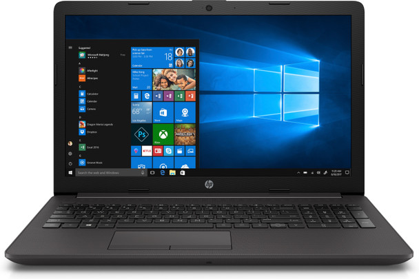 "HP 255 G7 Notebook – AMD A4 – 2.3GHz, 4GB RAM, 500GB HDD, 15.6"" Display, Windows 10 Home"