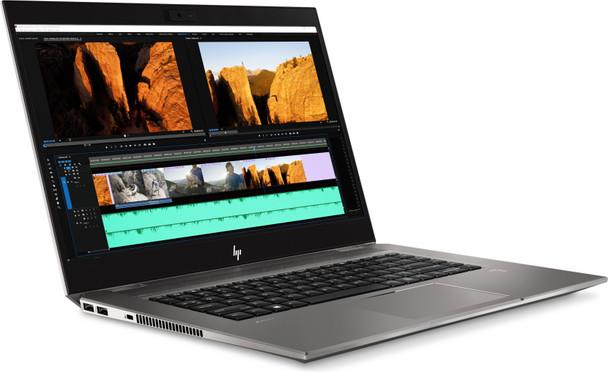 "HP ZBook Studio G3 – 15.6"" WorkStation - Intel i5 - 2.30GHz, 8GB RAM, 256GB SSD, Quadro P1000 4GB, Windows 10 Pro"