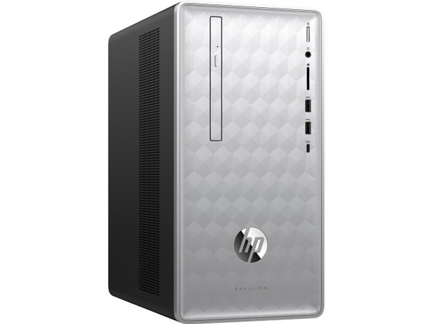 HP Pavilion Desktop 590-p0127c - Intel i3 - 3.60GHz, 4GB RAM, 16GB Optane, 1TB HDD