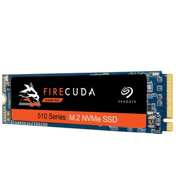 Seagate FireCuda 510 M.2 1TB SSD 3D TLC NVMe