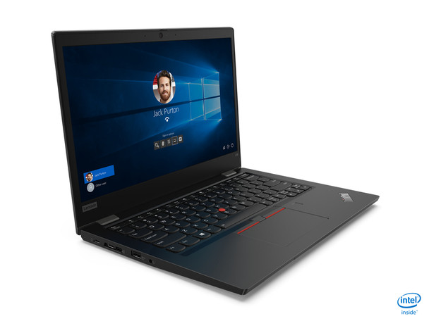 """Lenovo ThinkPad L13 - Intel i5 10210U, 8GB RAM, 256GB SSD, 13.3"""" Display, Windows 10 Pro"""