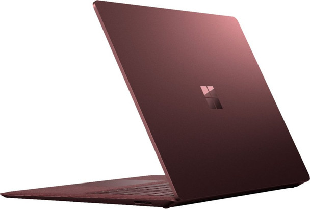 "Microsoft Surface Laptop 2 - Intel Core i7, 8GB RAM, 256GB SSD, 13.5"" Touchscreen, Windows 10, Burgundy"