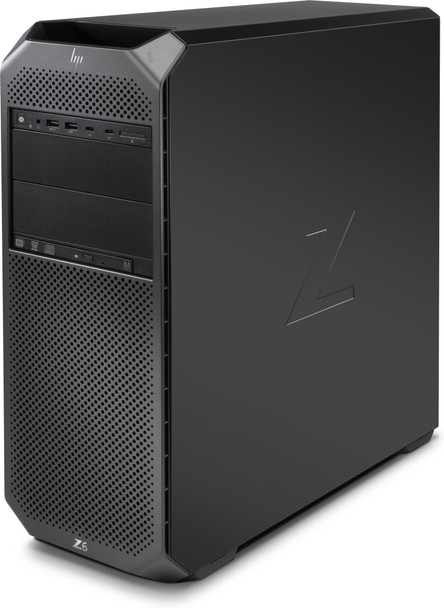 HP Z6 G4 Workstation - Intel Xeon 4114, 16GB RAM, 256GB SSD, Windows 10 Pro, 1WU31UT