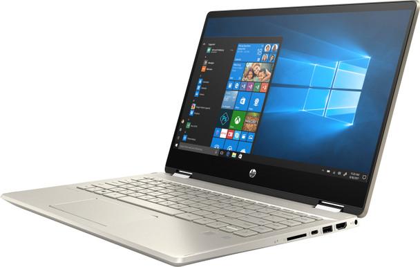 "HP Pavilion x360 Convertible 14m-dh0003dx - 14"" Touch, Intel i5, 8GB RAM, 128GB SSD, Gold"