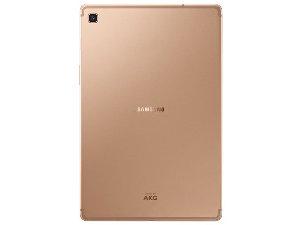 """Samsung Galaxy Tab S5E – 2.0GHz, 4GB RAM, 128GB SSD, 10.5"""" Touchscreen, Android, Gold"""