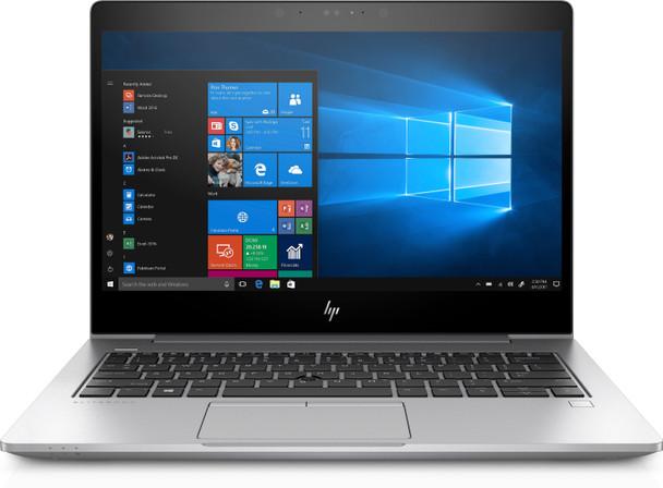 HP EliteBook 830 G5 UltraThin Notebook - Intel i5, 8GB RAM, 256GB SSD, Windows 10 Pro