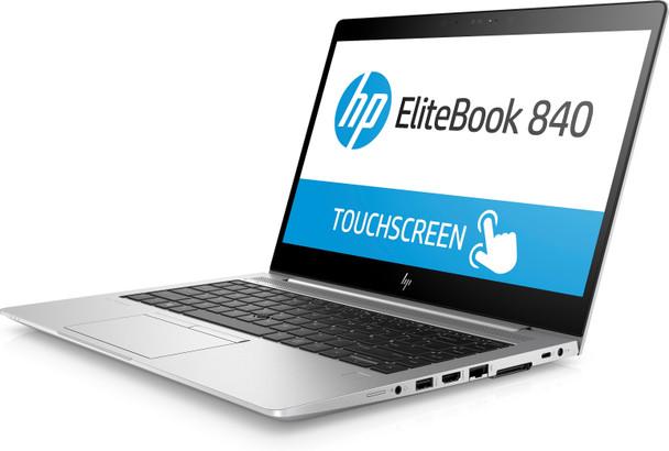 "HP EliteBook 840 G5 UltraThin - Intel i5, 16GB RAM, 512GB SSD, 14"" Touchscreen, Windows 10 Pro"