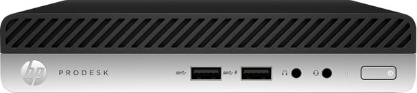 HP EliteDesk 405 G4 Mini – AMD Ryzen 3 – 3.20GHz, 8GB RAM, 256GB SSD, Windows 10 Pro 64