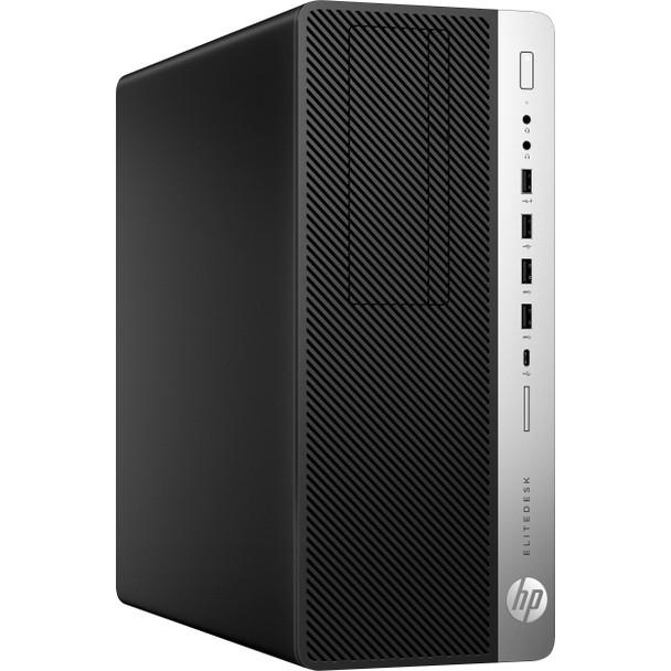 HP EliteDesk 800 G4 Tower - Intel Core i5 – 3.00GHz, 8GB RAM, 500GB DDD, Windows 10 Pro