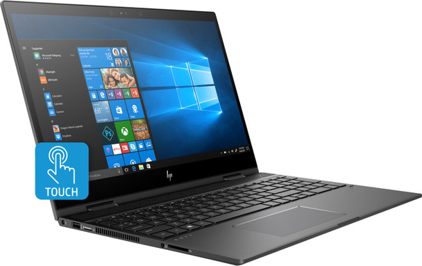 "HP ENVY x360 Convertible 15-cp0086nr - Ryzen 5, 12GB RAM, 1TB HDD, 15.6"" Touchscreen"