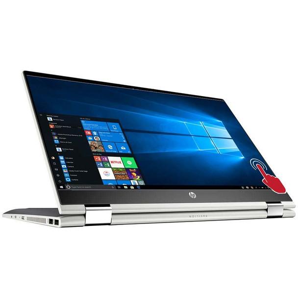 """HP Pavilion x360 Convertible 15-dq0051nr - Intel i5, 8GB RAM, 256GB SSD, 15.6"""" Touchscreen"""