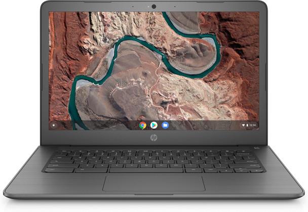 "HP Chromebook 14-DB0051CL – AMD A4 – 2.20GHz, 4GB RAM, 32GB SSD, 14"" Display, Gray"