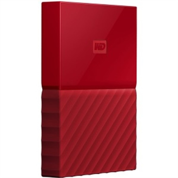 WD 2TB Red My Passport HD