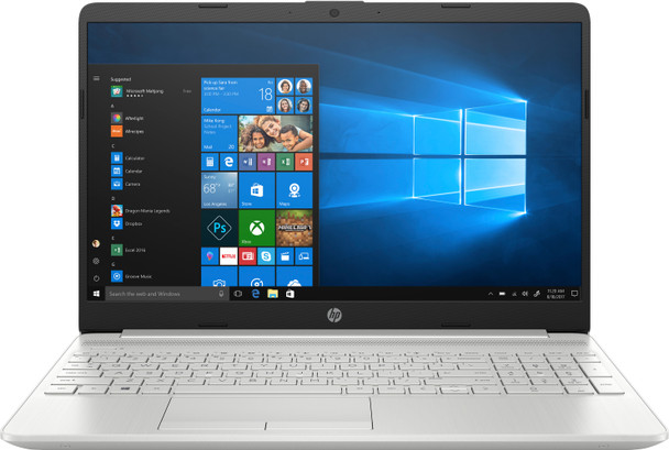 "HP 15-DW0091NR Laptop - Intel Core i7, 12GB RAM, 128GB SSD, 15.6"" Display"