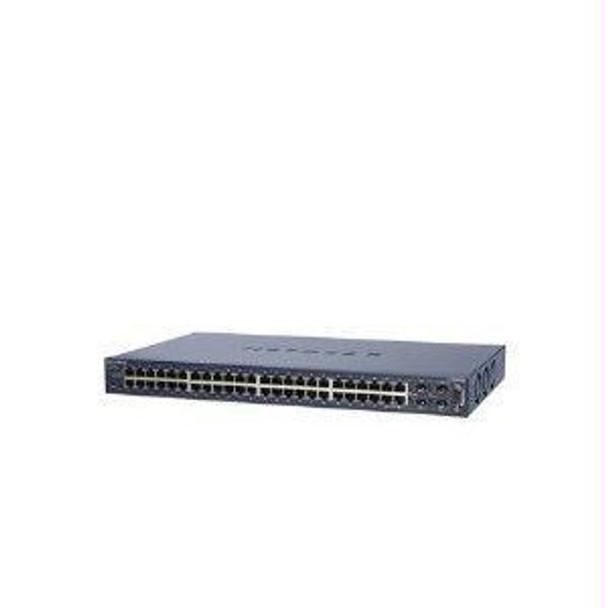 Netgear Switch - 48 - Ethernet;fast Ethernet;gigabit Ethernet - 1 Gbps - External