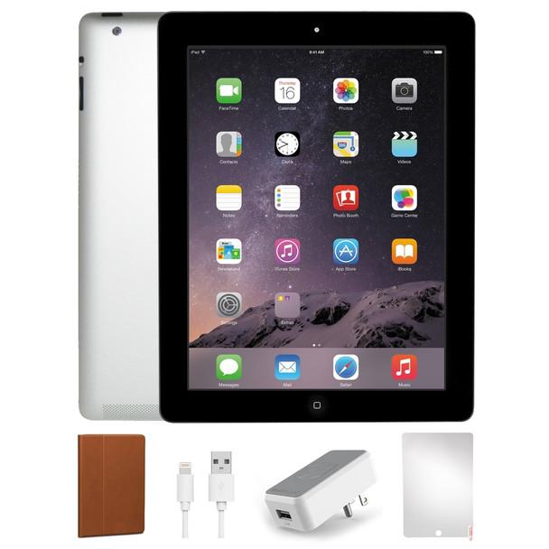 Apple iPad 4 32GB Black Bundle