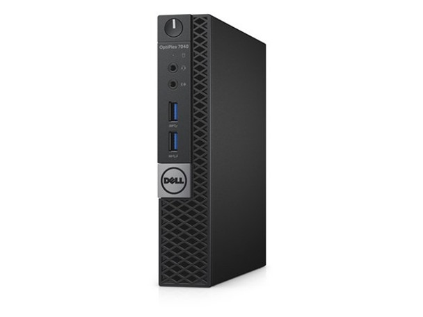 Dell OptiPlex 7040 Micro - Intel i5 - 2.20GHz, 16GB RAM, 256GB SSD, Windows 10 Pro