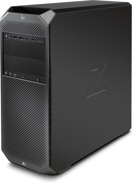HP Z6 G4 Business Workstation – Intel Xeon S-4114, 128GB RAM, 4TB HDD, Quadro P620 2GB, Windows 10 Pro 64, 6MU45UP