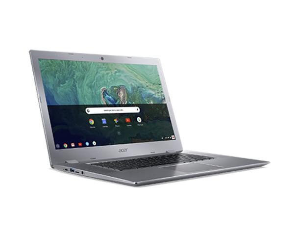 "Acer Chromebook 15 - 15.6"" Touchscreen Intel Celeron  1.1GHz 4GB RAM 32GB Flash Chrome OS NX.H09AA.001"