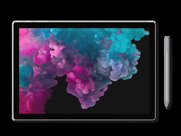 "Microsoft Surface Pro 6 | Intel Core i7, 16GB RAM, 512GB SSD, 12.3"" Touchscreen, Windows 10 Home, Platinum, KJV-00001"