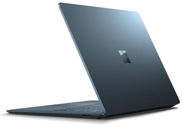 "Microsoft Surface Laptop 2 - Intel Core i7, 8GB RAM, 256GB SSD, 13.5"" Touchscreen, Windows 10 Pro, Cobalt Blue, LUV-00005"