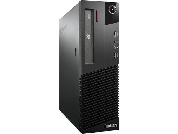 Lenovo Thinkcentre M93p SFF - Intel i5 - 3.20GHz, 8GB RAM, 128GB SSD, Windows 10 Pro