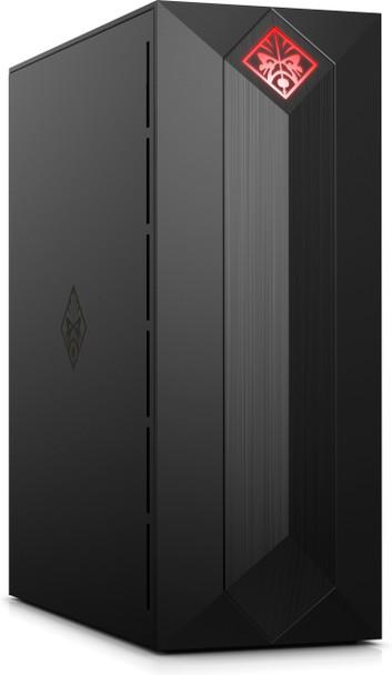 HP Omen Obelisk 875-0034 Gaming PC – Intel i7 – 3.00GHz, 16GB RAM, 1TB HDD + 256GB SSD, GeForce GTX 1660 6GB