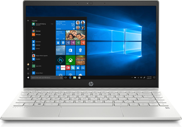 "HP Pavilion 13-an1010nr - Intel i5, 8GB RAM, 512GB SSD, 13.3"" Display, Windows 10 Home"