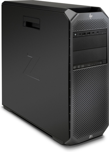 HP Z6 G4 Workstation - Dual Intel Xeon 3106, 16GB RAM, 500GB HDD, NO GRAPHICS, Windows 10 Pro, 7CN91U8