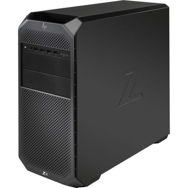 HP Z4 G4 Workstation - Intel i7 7802X, 8GB RAM, 256GB SSD, NO GRAPHICS, Windows 10 Pro, 3WF15UT
