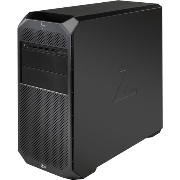 HP Z4 G4 Workstation Intel Xeon W 2104, 16GB RAM, 500GB HDD, Radeon Pro WX 3100 4GB, Windows 10 Pro, 8VN77U8
