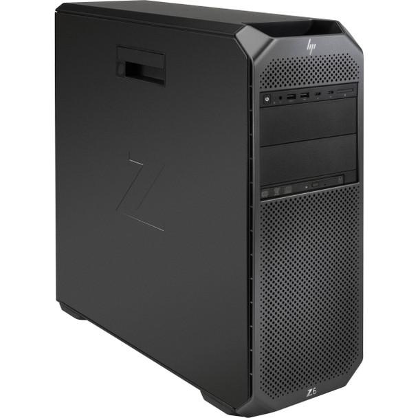 HP Z6 G4 Business Workstation – Dual Intel Xeon S-4110, 32GB RAM, 2TB SSD, Quadro P4000 8GB, Windows 10 Pro 64, 9DW31U8