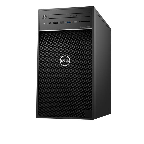 Dell Precision Tower 3630 - INtel i7 9700 16GB RAM 512GB SSD Quadro P620 2GB Windows 10 Pro