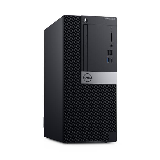 Dell Optiplex 7070 Tower - Intel i5 9500, 8GB RAM, 1TB HDD, Windows 10 Pro
