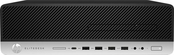 HP EliteDesk 800 G5 SFF - Intel i5, 16GB RAM, 256GB SSD + 500GB HDD, Windows 10 Pro, 9WW90UW
