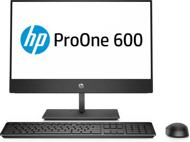 "HP ProOne 600 G4 - 21.5"" AIO PC, Intel i5, 4GB RAM, 500GB HDD, Windows 10 Pro, 4LU99UT"
