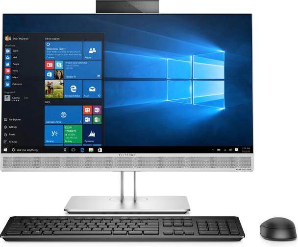 "HP EliteOne 800 G4 - 23.8"" AIO PC, Intel i5, 8GB RAM, 256GB SSD, Windows 10 Pro"