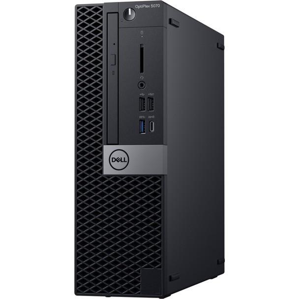Dell OptiPlex 5070 SFF - Intel i5 9500, 8GB RAM, 500GB HDD, Windows 10 Pro