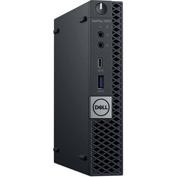 Dell OptiPlex 7070 Micro - Intel i5 9500T, 8GB RAM, 500GB SSD, Windows 10 Pro