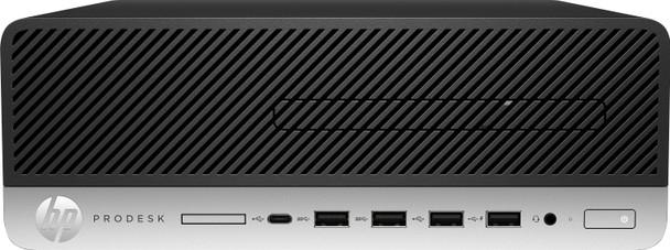 HP ProDesk 600 G4 SFF - Intel i5, 8GB RAM, 1TB HDD, Windows 10 Pro, 4HJ87UT