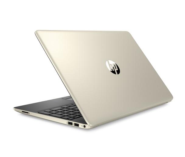 """HP 15t-dw100 - 15.6"""" Display, Intel i7, 12GB RAM, 256GB SSD, Pale Gold"""
