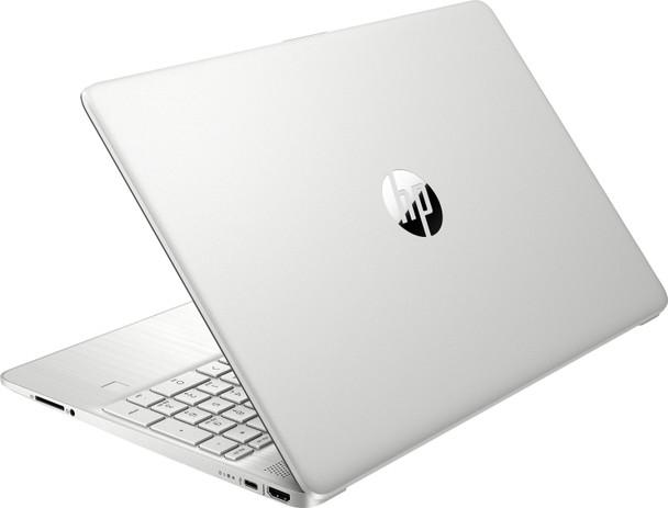 """HP Laptop 15-ef0875ms - 15.6"""" Touch, AMD Ryzen 7, 12GB RAM, 256GB SSD, Silver"""