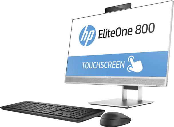 "HP EliteOne 800 G4 - 23.8"" AIO Touch, Intel i7, 8GB RAM, 256GB SSD, Windows 10 Pro"