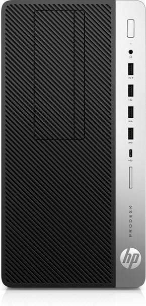 HP ProDesk 600 G5 Tower - Intel i7, 8GB RAM, 1TB HDD, Windows 10 Pro
