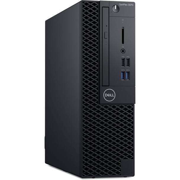 Dell Optiplex 3070 SFF PC - Intel i5 – 3.00GHz, 16GB RAM, 512GB SSD, Windows 10 Pro