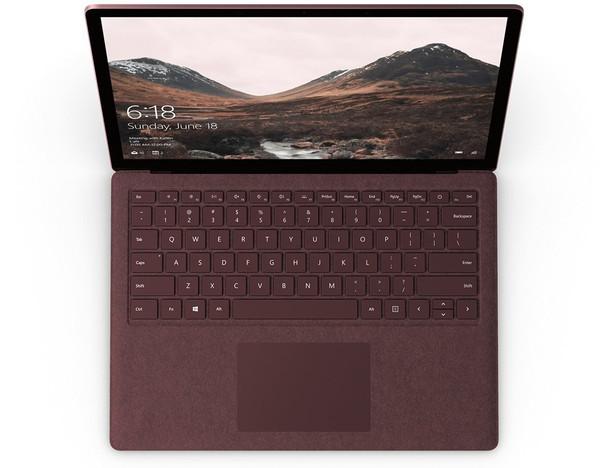 "Microsoft Surface 2 Laptop - Intel Core i7, 8GB RAM, 256GB SSD, 13.5"" Touchscreen, Windows 10 Home, Burgundy"