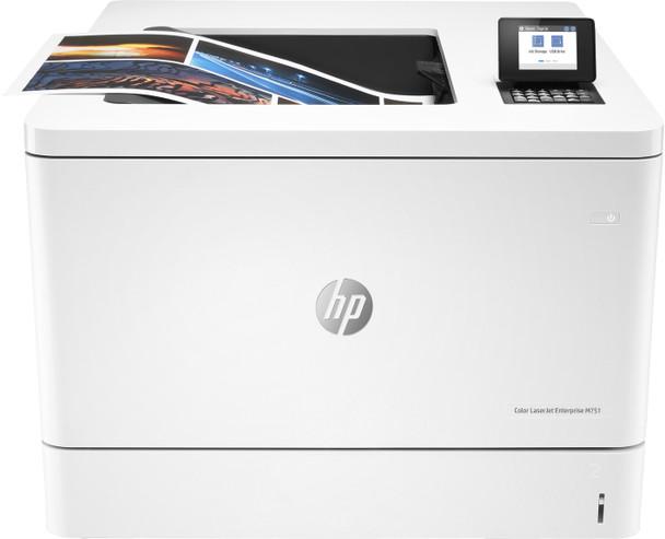 HP Laser Jet Enterprise M751n Color Printer 40ppm 650-sheet