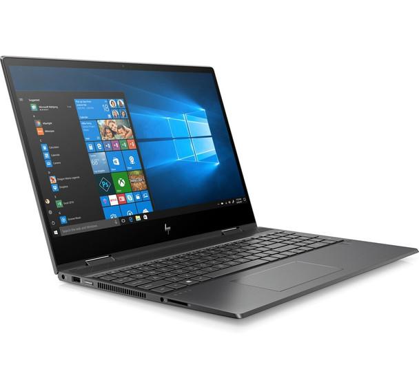 """HP ENVY x360 15-ds1010nr -15.6"""" Touch, AMD Ryzen 5-4500U, 8GB RAM, 512GB SSD"""