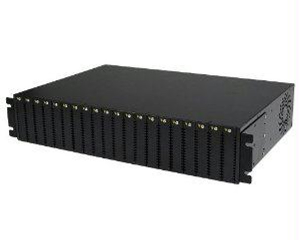 Startech Add An Un-managed, 20-slot Media Converter Chassis To Your Rack Or Cabinet - Med
