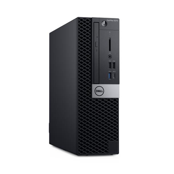 Dell OptiPlex 5070 SFF - Intel i5 9500, 8GB RAM, 1TB HDD, Windows 10 Pro, GK0X8